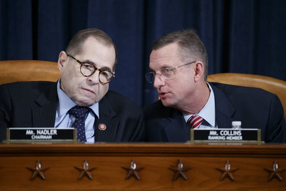 Judiciary Committee Debates Trump Impeachment Ahead of Vote