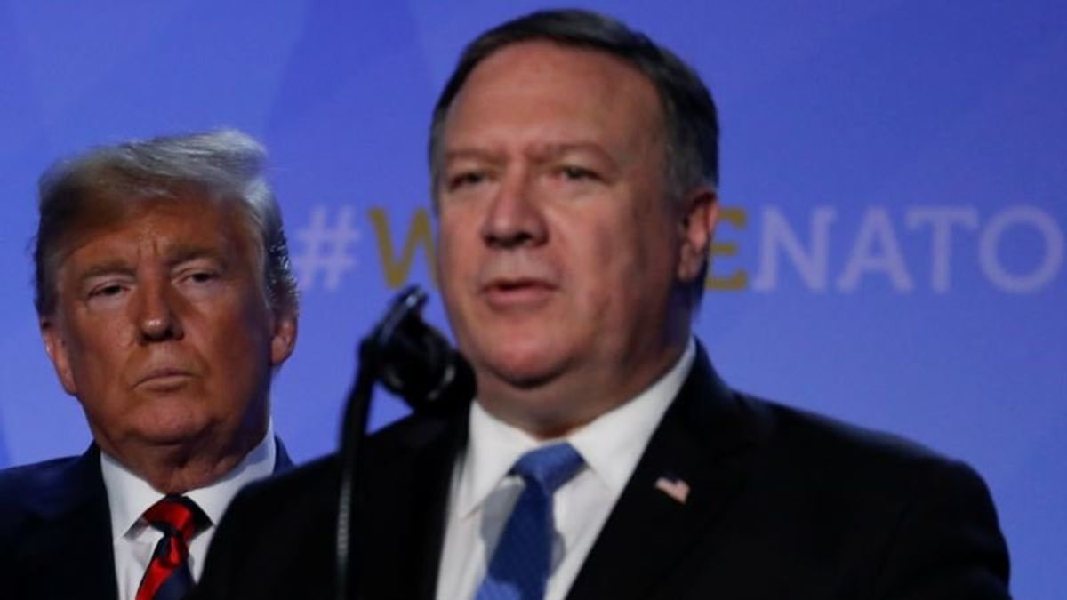 Pompeo to VOA: US Won't Allow Russian Questioning of Former US Ambassador