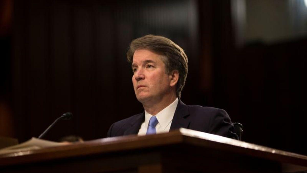Kavanaugh Denies Allegations of Sexual Assault