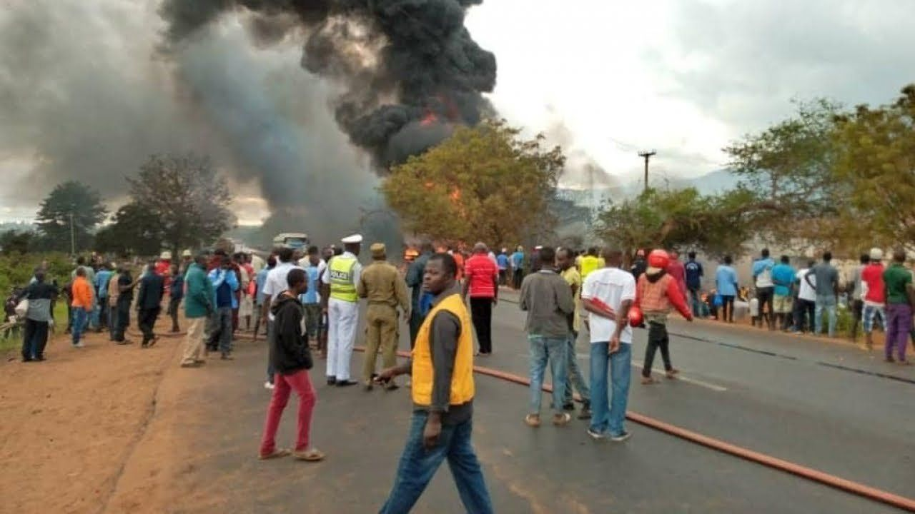 At least 61 dead after explosion in Tanzania