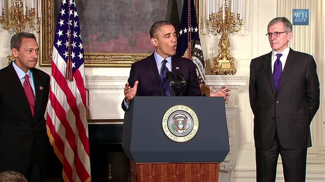 Obama Taps Watt For FHFA, Wheeler For FCC