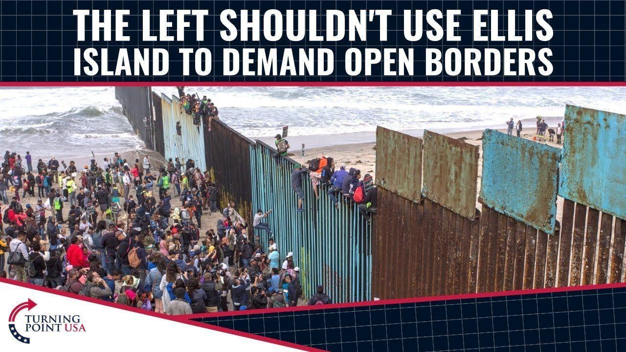 Open Borders Are A BAD IDEA!