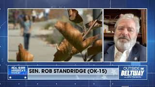 Senator Rob Standridge elaborates on bill to ban teaching critical race theory in Oklahoma.