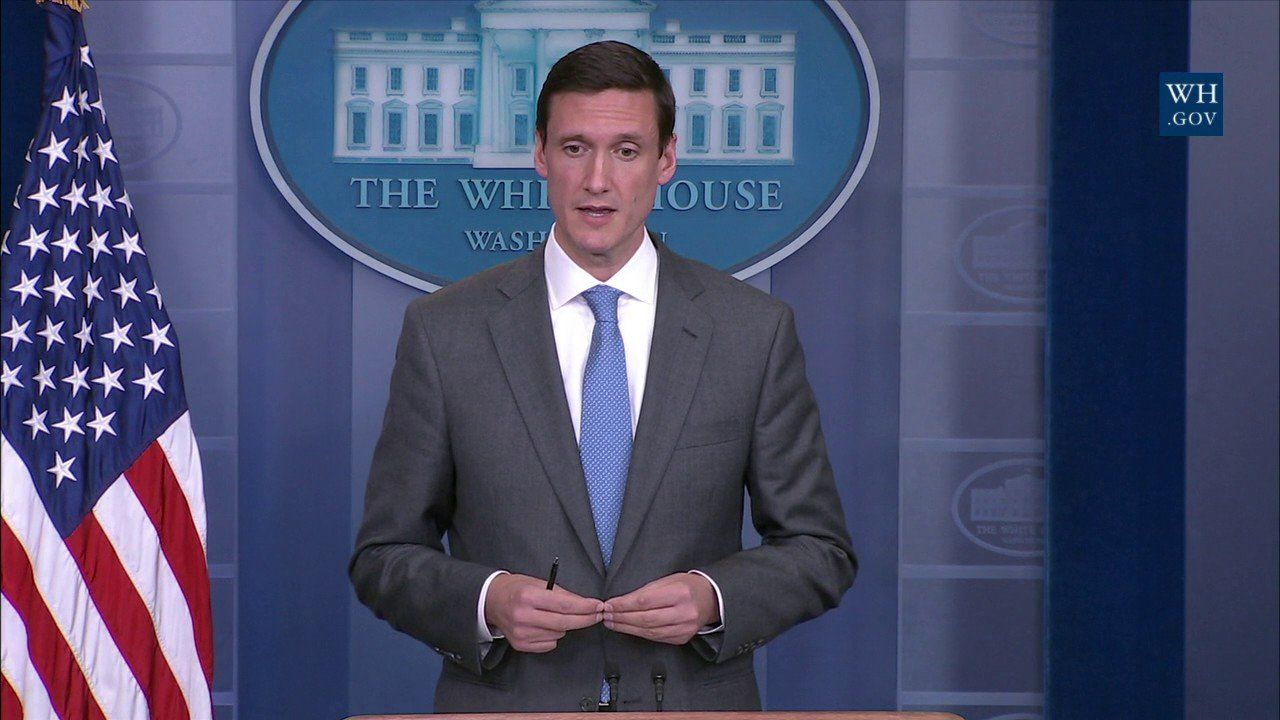 5/15/17: White House Press Briefing