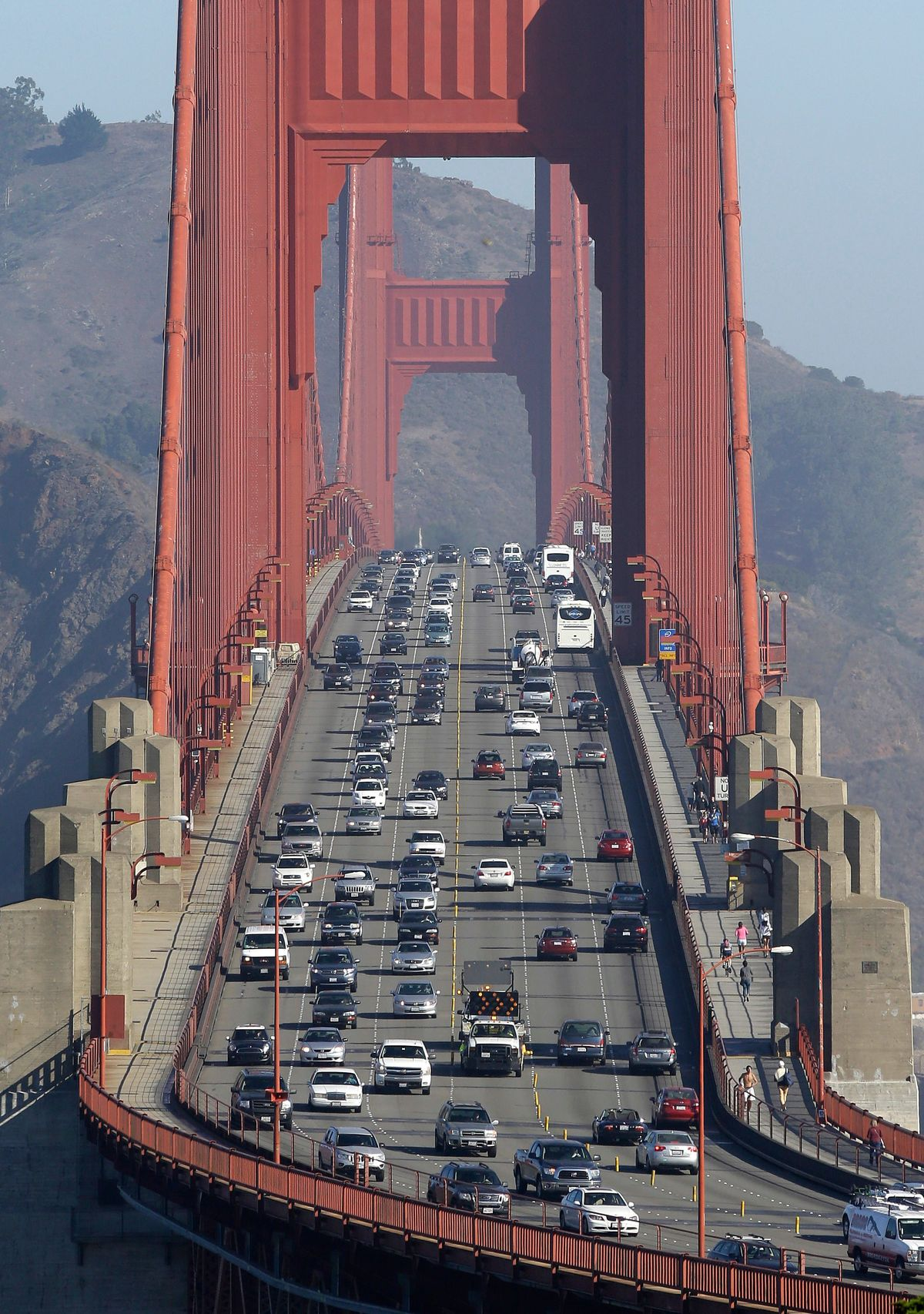 Official: Trump to Challenge California Mileage Standard
