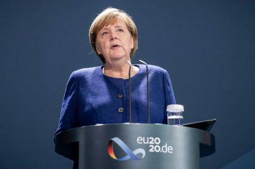 German Chancellor Congratulates Biden, Harris on Election Victory
