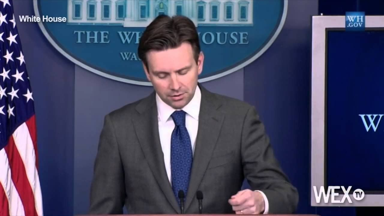 White House: AUMF is Congress' responsibility