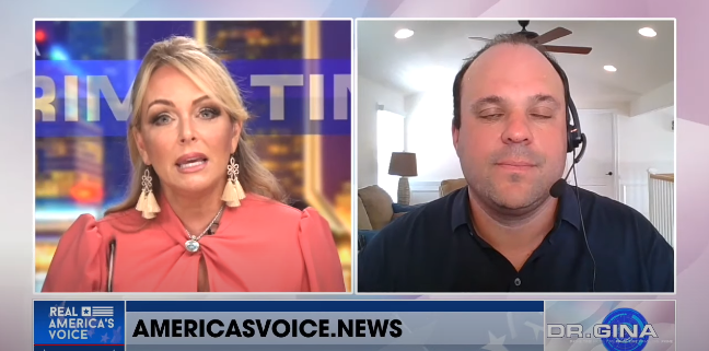 Boris Epshteyn joins Dr Gina tonight to talk about the Election Audits occurring throughout the US