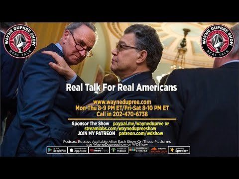 LIVE! WDShow 11-17 Schumer & Democrats Are Reeling After Franken News