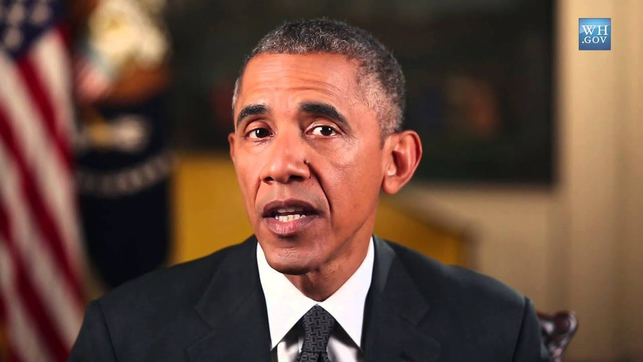Obama says racial unrest due to poverty, lack of opportunity