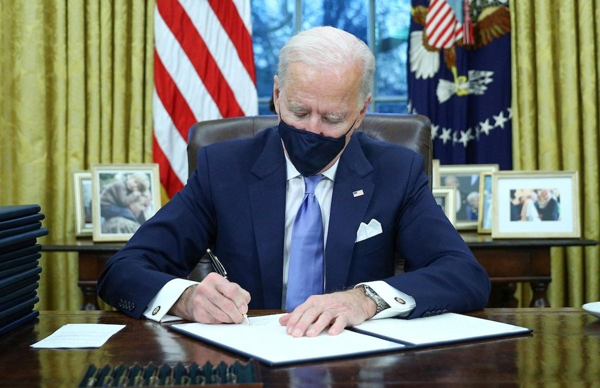 Biden to Sign Executive Orders on Equity, Campus Sexual Assault Policies on International Women's Day