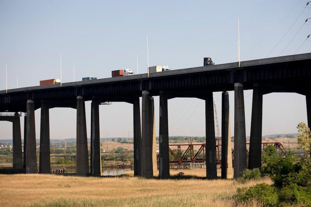 Key Republican 'Trusts' Biden on Infrastructure Deal