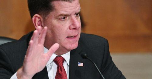 Senate confirms Marty Walsh to serve as Labor Secretary
