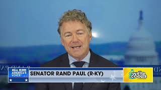 """BREAKING: Rand Paul says suspicious package mailed to his house is, """"not poisonous."""""""