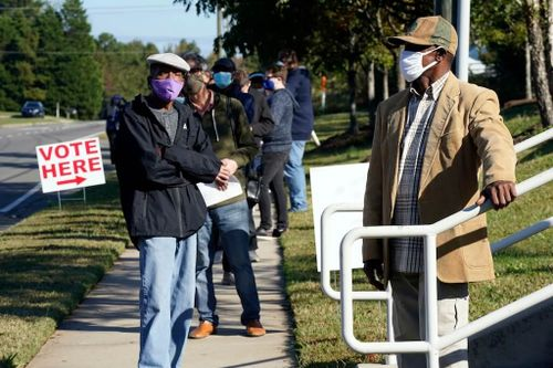 Time-Honored Tradition of Poll Watching Scrutinized in Upcoming US Election