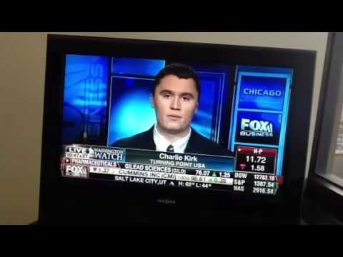 Turning Point USA on Varney & Co. 11/20/2012