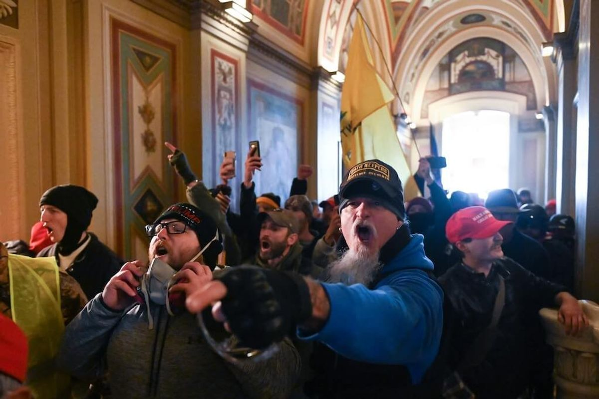 US Opens Criminal Probe Into Assault on Capitol
