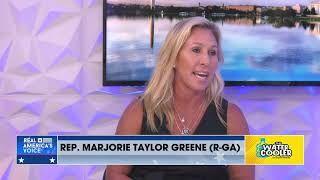 "BREAKING: Rep Marjorie Taylor Greene on Speaker Nancy Pelosi: ""She basically has no soul..."""