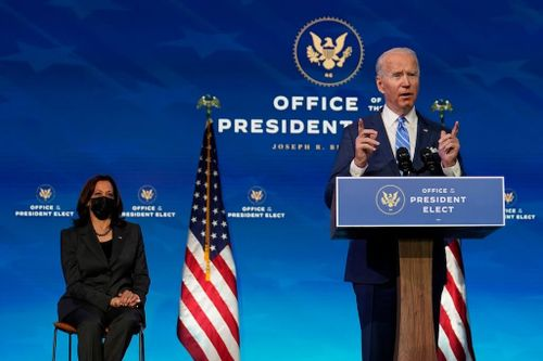 Biden Announces $1.9 Trillion Coronavirus Relief Package