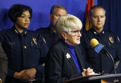 Phoenix Coucilmember Thelda Williams has served as mayor three times, Jan. 23, 2019.