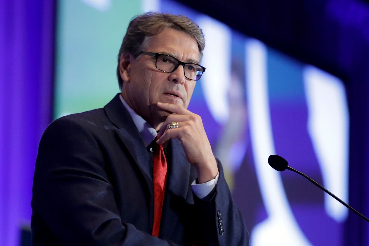 Impeachment Inquiry Puts Spotlight on Perry, Who Shunned It