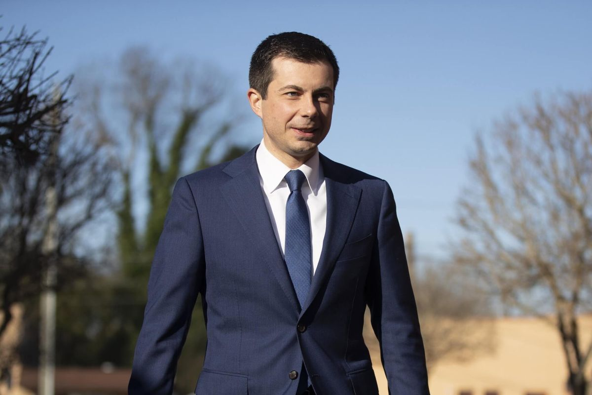 Inside the Final Month of Buttigieg's Historic Campaign