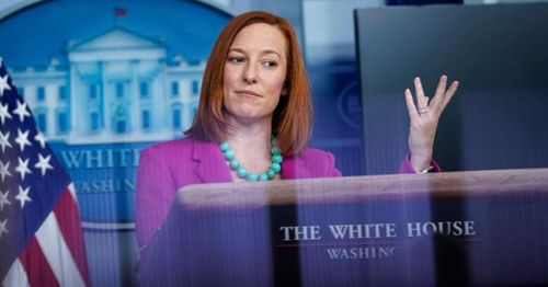 White House's Psaki: Trump didn't do 'anything constructive really' to bring about Middle East peace