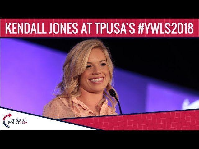 Kendall Jones At TPUSA's Young Women's Leadership Summit 2018