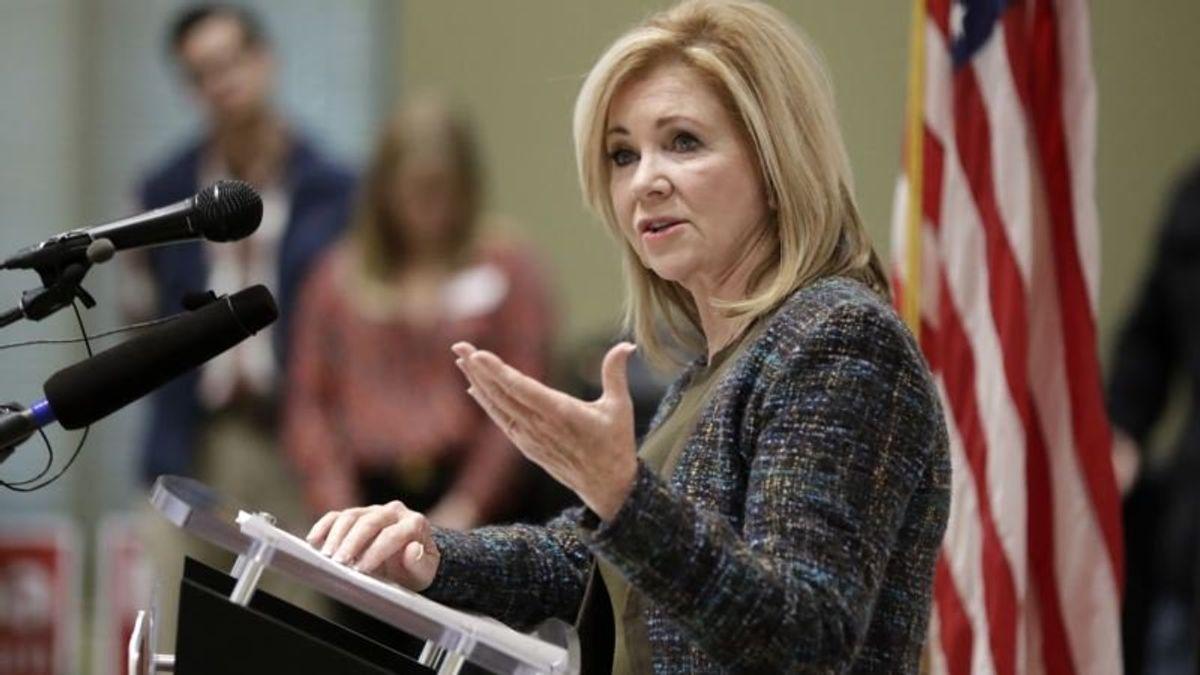 Tennessee Women Slow to Back GOP's Blackburn in Senate Race