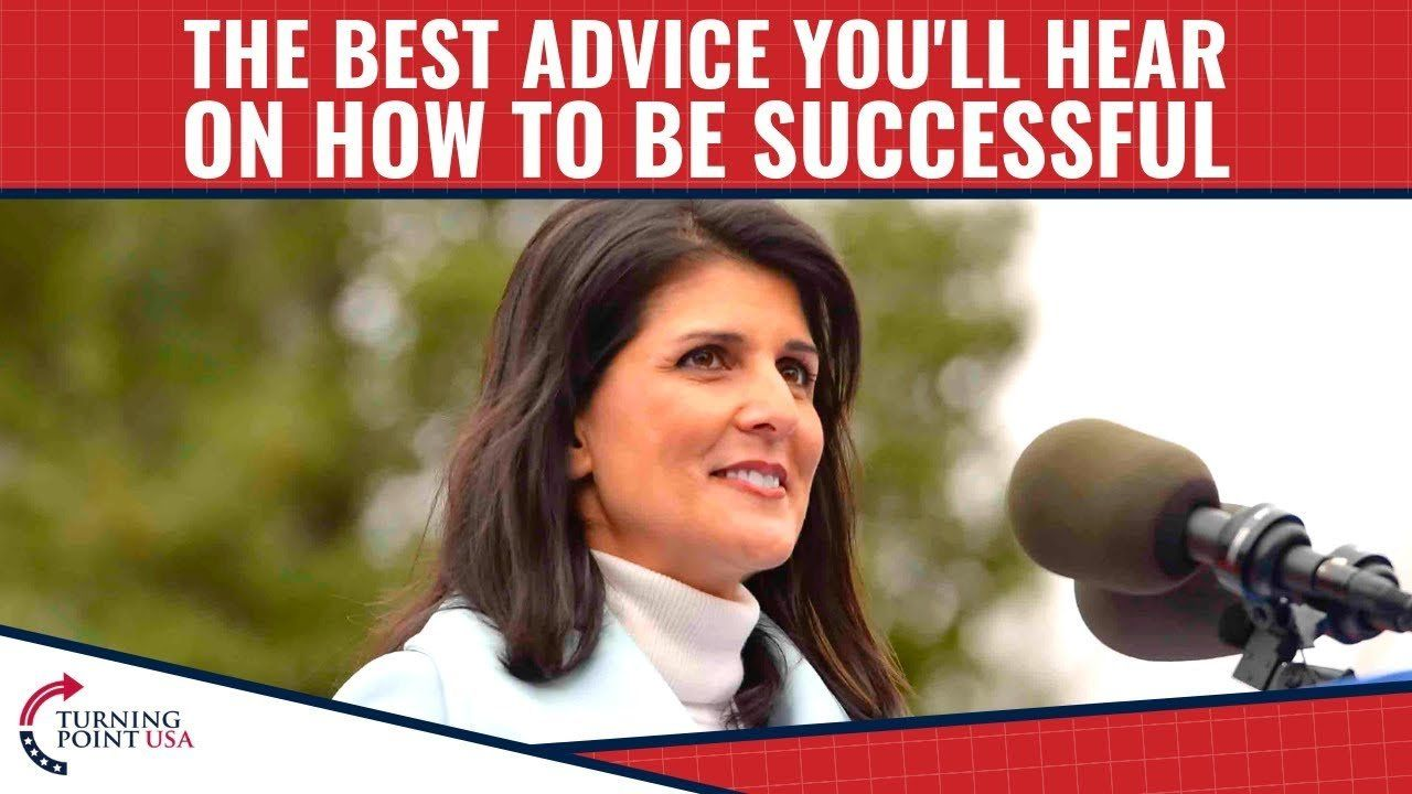 The BEST Advice You'll Hear On How To Be Successful!