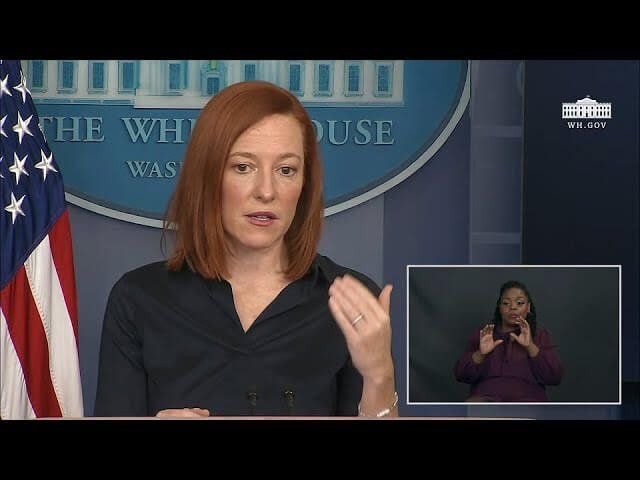 Press Briefing by Press Secretary Jen Psaki, John Kerry, and Gina McCarthy