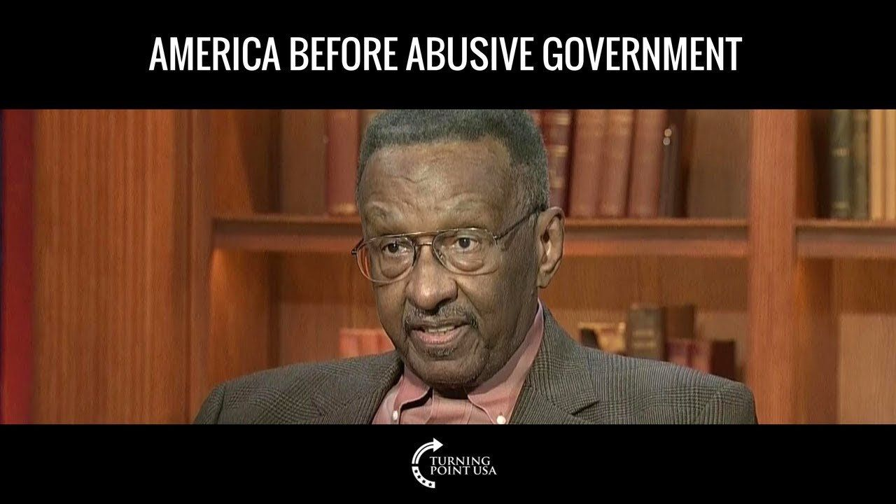 Walter Williams: America Before Abusive Government