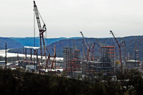Trump to Promote Turning Natural Gas into Plastics in Pennsylvania