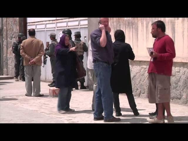 Three US doctors killed by Afghan security