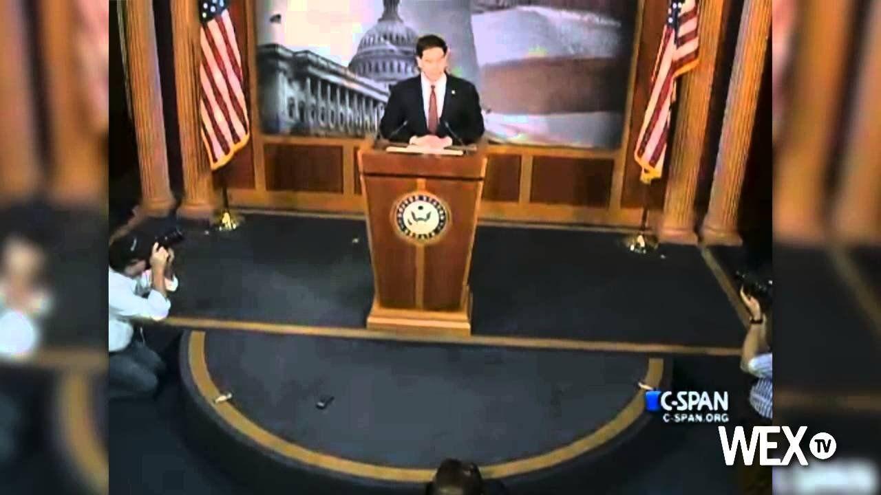 Marco Rubio slams Obama's Cuba announcement