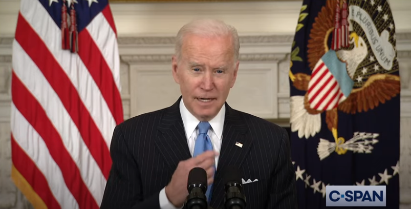 President Biden on Vaccine Supply