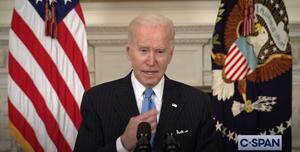 President Biden on Vaccine Supply