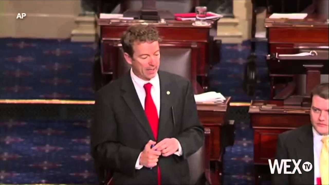 Rand Paul demands Obama go to war with ISIS