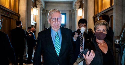 GOP senators block Democrats' election reform bill from advancing