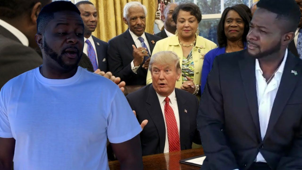 Do Black people BLAME Trump for Everything?