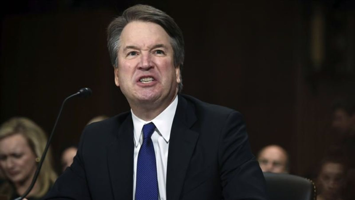 Kavanaugh: I Did Not Sexually Assault Ford
