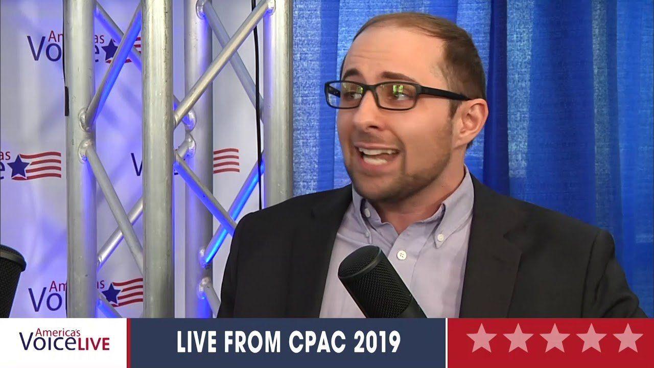 Jesse Kelly Interviews Justin Haskins CPAC 2019