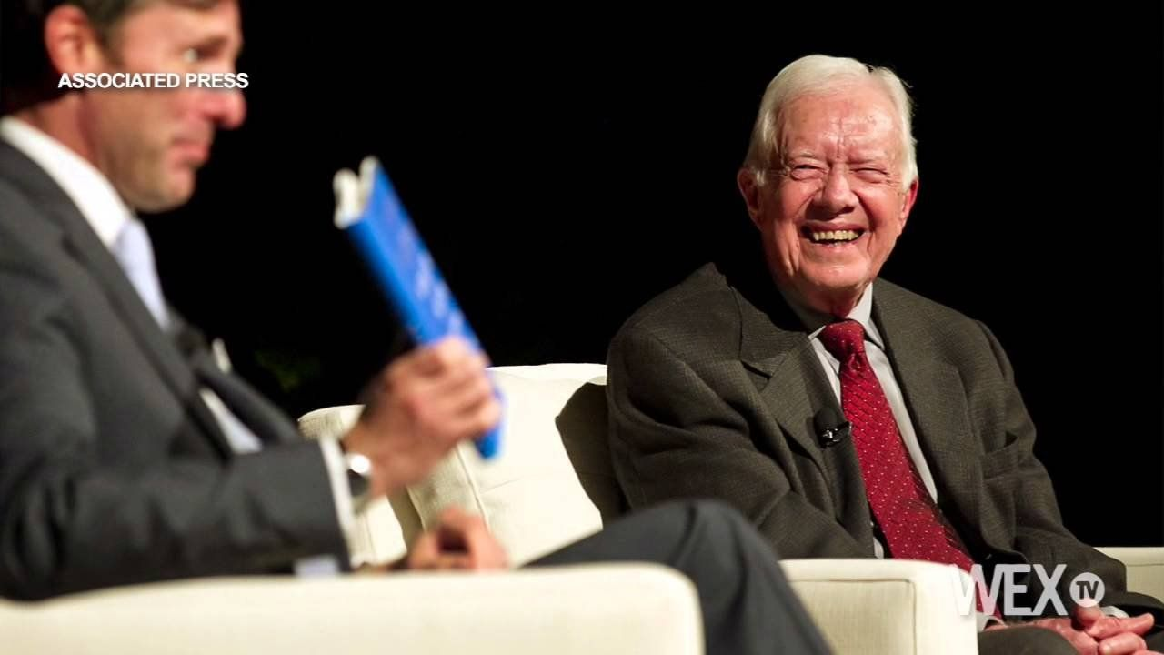 Jimmy Carter says he would have defeated Reagan had he been more 'manly'