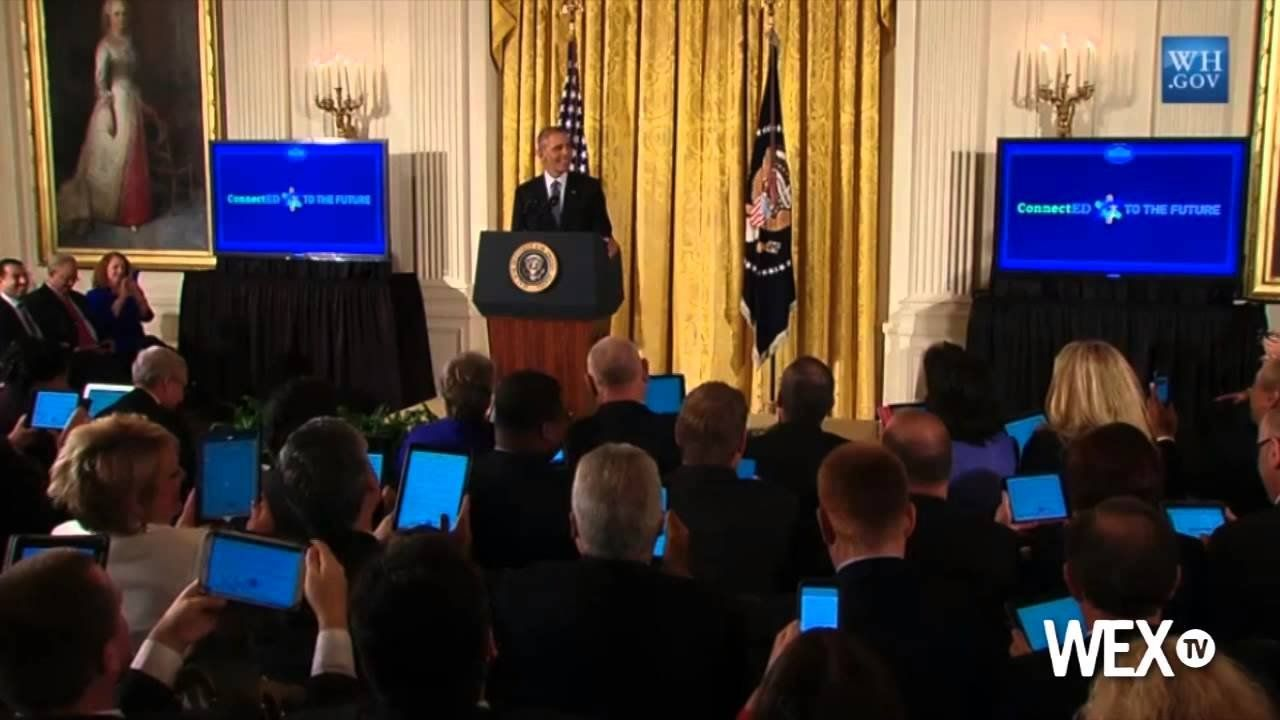 President Obama hosts 'ConnectED to the Future' conference