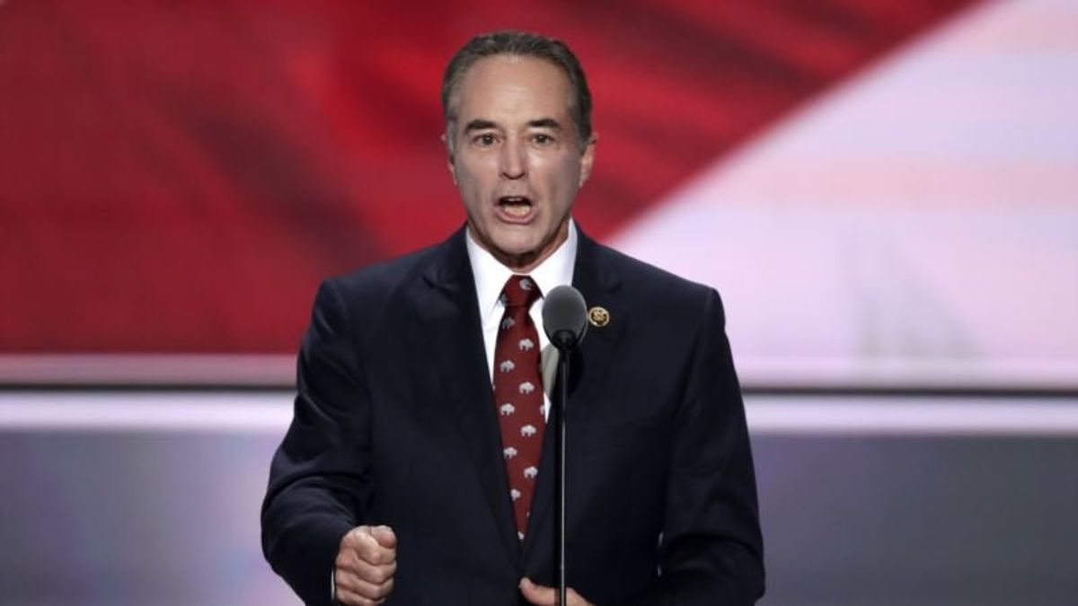 NY Congressman Collins Arrested, Charged with Insider Trading
