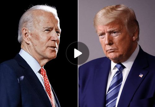 Trump and Biden Present Starkly Different Views on Foreign Policy