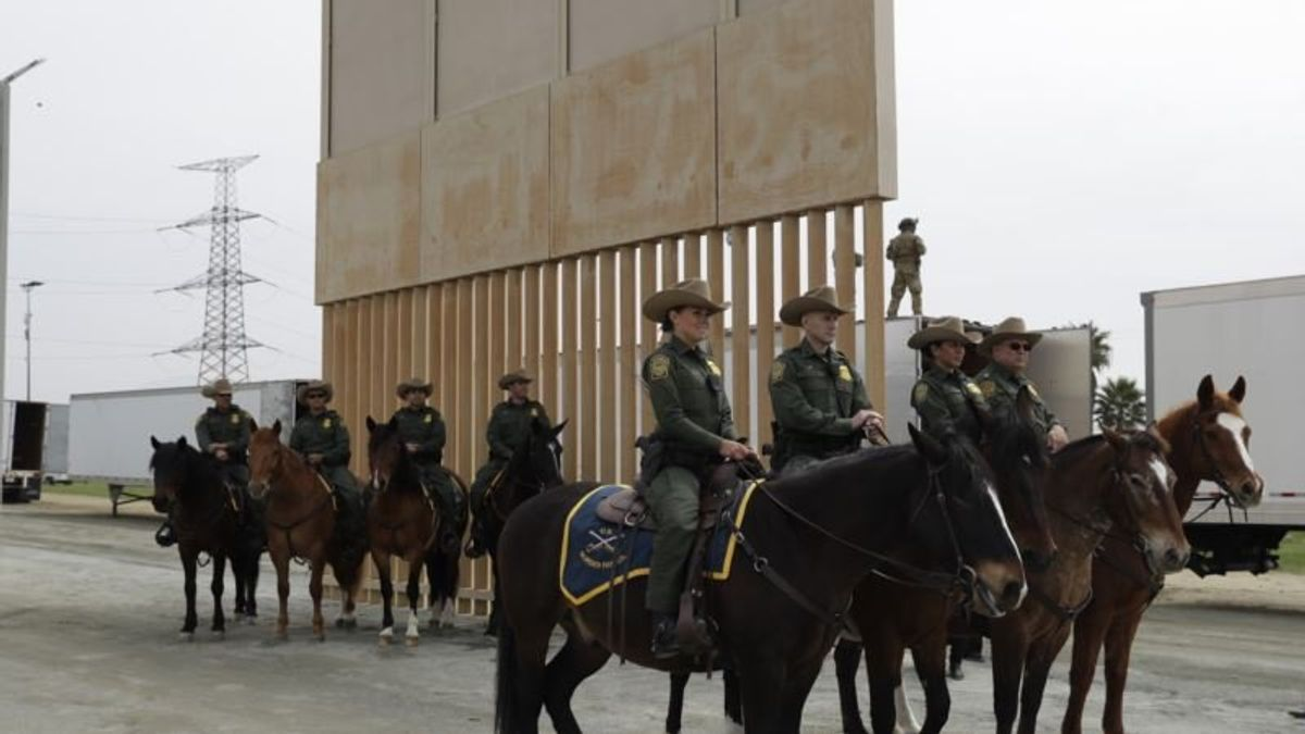 Trump 'Willing' to Shut Government Over Border Wall Funding