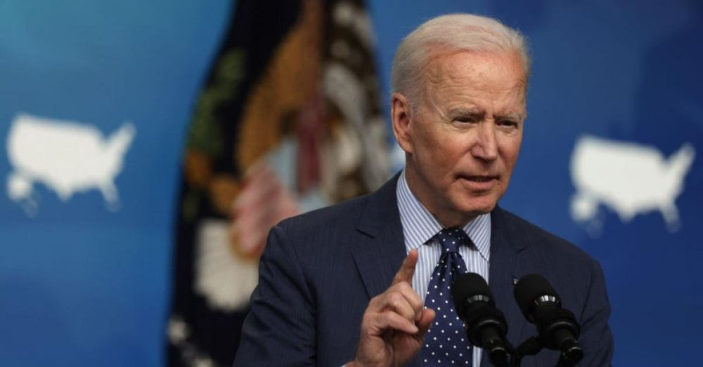 Biden erroneously claims that people who breached U.S. Capitol on Jan. 6 killed a police officer