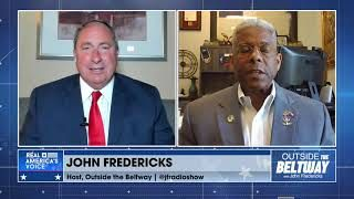 Allen West joins John Fredericks today on #OutsideTheBeltway to talk about the #TexasWall
