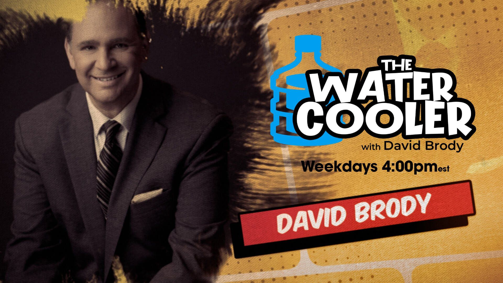 The Water Cooler w/ David Brody 12.8.20